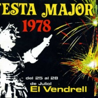 [Programa de la Festa Major del Vendrell, 1978]