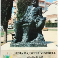 [Programa de la Festa Major del Vendrell, 1995]