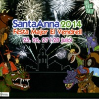 [Programa de la Festa Major del Vendrell, 2014]