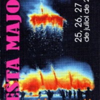 [Programa de la Festa Major del Vendrell, 2001]