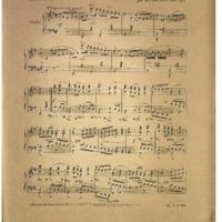 Gavota : para piano<br />