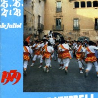 [Programa de la Festa Major del Vendrell, 1979]
