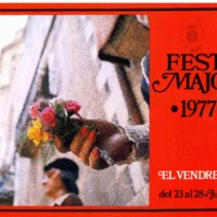 [Programa de la Festa Major del Vendrell, 1977]