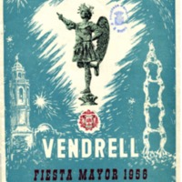 [Programa de la Festa Major del Vendrell, 1956]