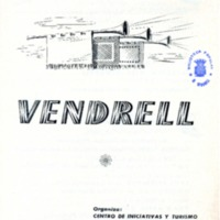 [Programa de la Festa Major del Vendrell, 1974]