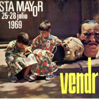 [Programa de la Festa Major del Vendrell, 1969]