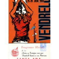 [Programa de la Festa Major del Vendrell, 1965]