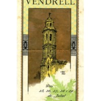 [Programa de la Festa Major del Vendrell, 1928]