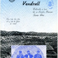 [Programa de la Festa Major del Vendrell, 1943]