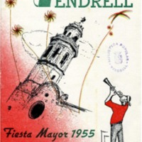 [Programa de la Festa Major del Vendrell, 1955]